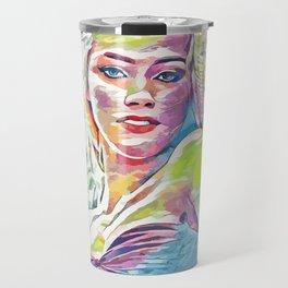 Ember Hurd (Creative Illustration Art) Travel Mug