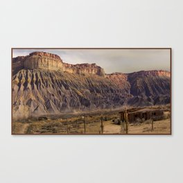 Home On The Range... John D Barrett Photography Canvas Print
