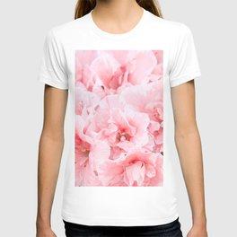 Pink Azalea Flower Dream #2 #floral #decor #art #society6 T-shirt