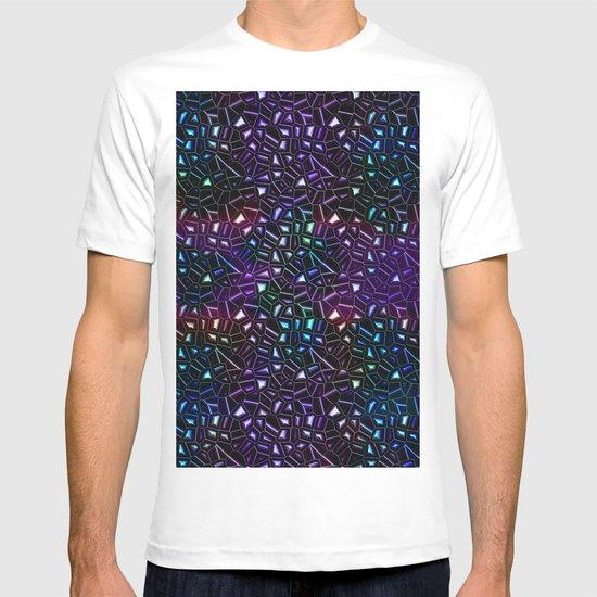 Midnight Rainbow Glitter T-shirt