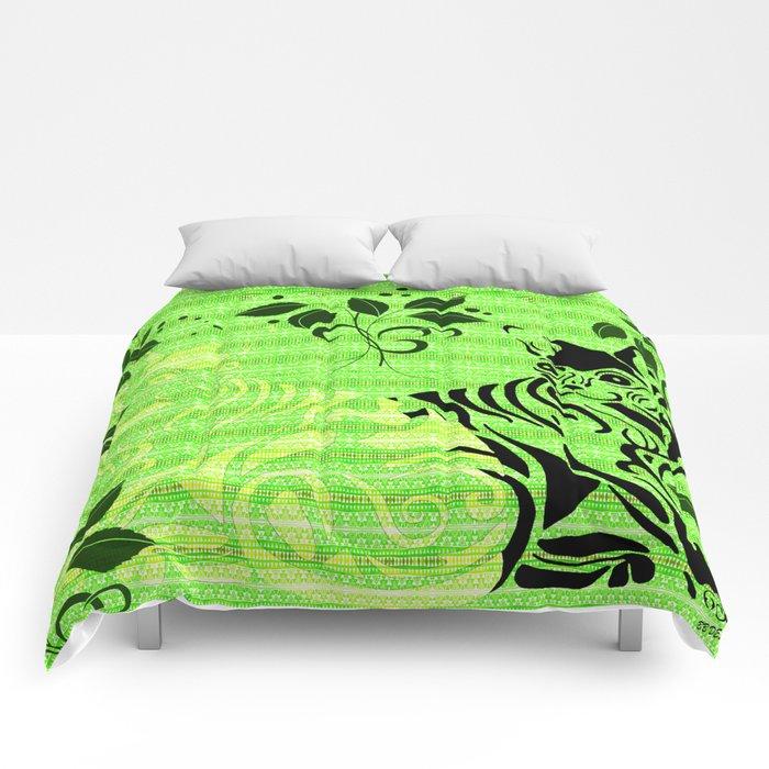 Unconditional separation Comforters