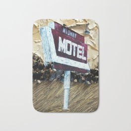 Midway Motel Bath Mat