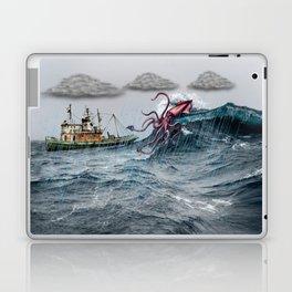 Kraken Attack Laptop & iPad Skin