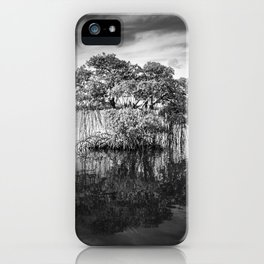 Mangove Tree iPhone Case