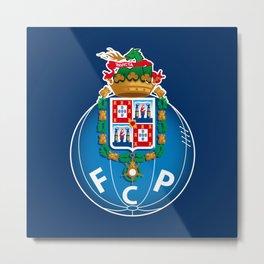 FC Porto Metal Print
