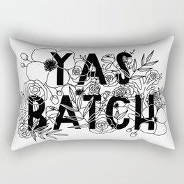 Yas Batch Rectangular Pillow