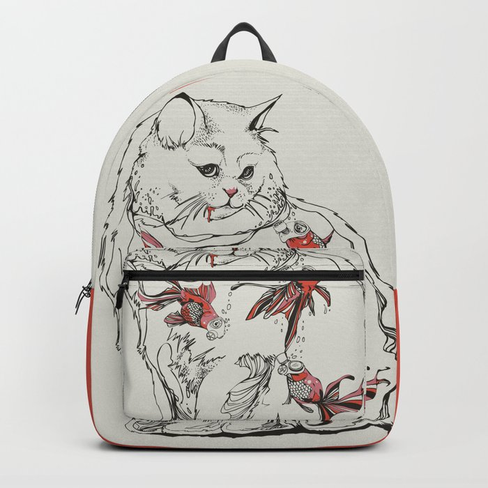 Fish Tank Backpack