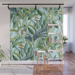 Tropical Paradise VII Wall Mural