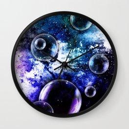 α Lepus I Wall Clock