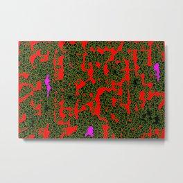 Colorandblack serie 239 Metal Print