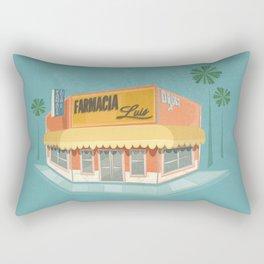 Little Havana - Farmacia Luis Rectangular Pillow