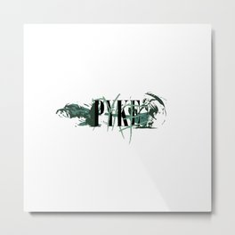 League of Legends Pyke Metal Print