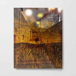 Dysart and Crail, Scottish Villages and towns. Metal Print