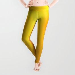 Hot Orange Leggings