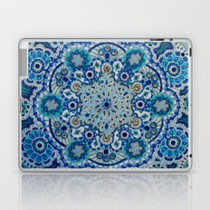 Snowflake Mandala Laptop & iPad Skin