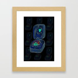 Love Bug Framed Art Print