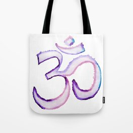 OM - Watercolor Markers Tote Bag