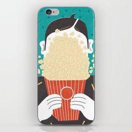 Pop Corn iPhone Skin