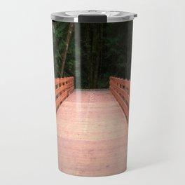 Red Cedar Hiking Bridge Travel Mug