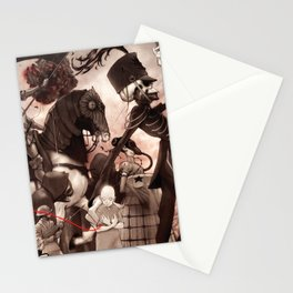 my chemical romance best parade 2021 Stationery Cards