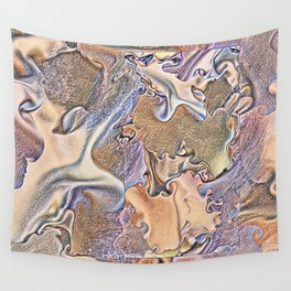 Abstract 126 Wall Tapestry