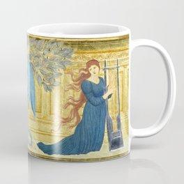 "Edward Burne-Jones ""The Garden of the Hesperides"" Coffee Mug"