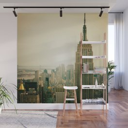 New York City - Empire State Building Wall Mural