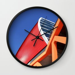 Luxor Theatre Rotterdam | Netherlands | Modern architecture Wall Clock