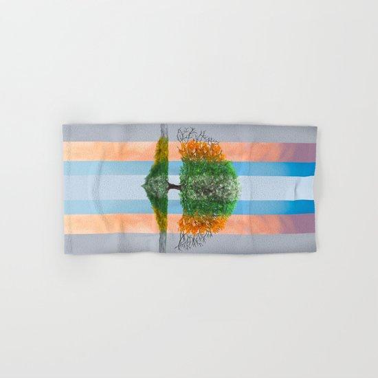 Seasons (alternative version) Hand & Bath Towel
