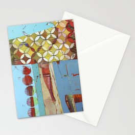 Short Beach Stationery Cards