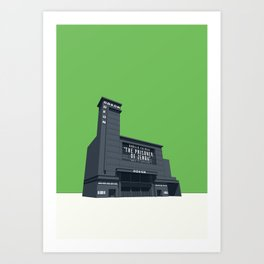 ODEON Leicester Square Art Print