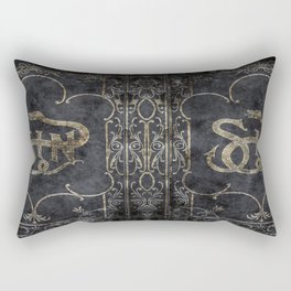 Book of Sin Rectangular Pillow