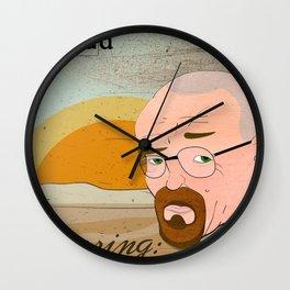 Breaking Bad Wall Clock