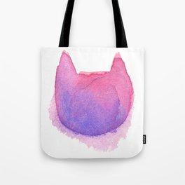 Pink Katz Tote Bag