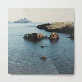 Channel Islands Metal Print