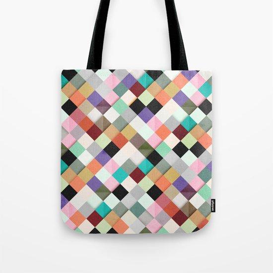 Pass this Pastels Tote Bag