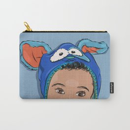 My Bunny Hat Carry-All Pouch