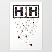 HH4  Art Print