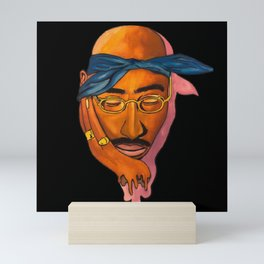 T. Shakur Mini Art Print