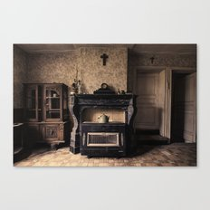 Im not so lonely anymore Canvas Print