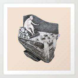 some ramdom Art Print