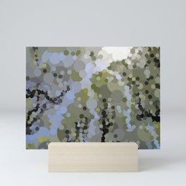 Landscape 19.03 Mini Art Print