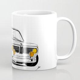 Cars & Coffee - Bavarian BMW2002 Coffee Mug