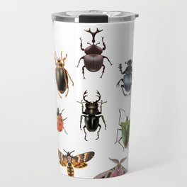 Moth insect butterfly bug insect gift Travel Mug