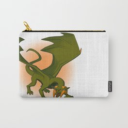 Mean Green Murder Machine Carry-All Pouch
