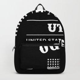 Ogden Utah USA Backpack