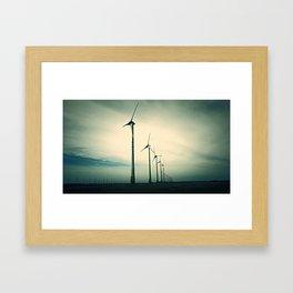 Osorio Brazil Framed Art Print