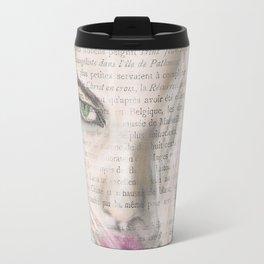 Nouvelle œuvres Travel Mug