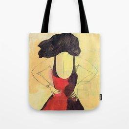 SELINA BEACH SKETCHBOOK Tote Bag