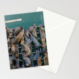 Haul-Out Stationery Cards